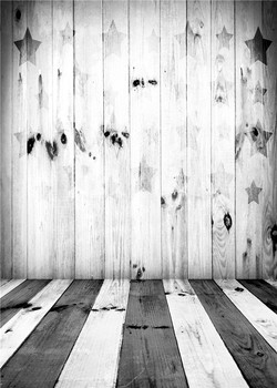 Vinyl Baby Background Photo Props for Studio Children Photography Backdrops Wooden Floor 5x7ft or 3x5ft Jieqx048